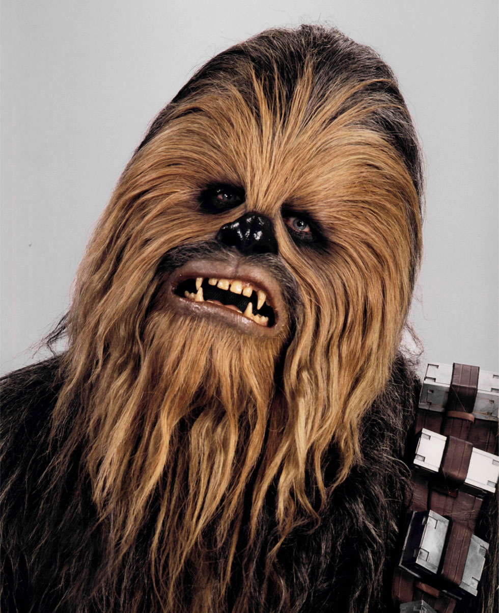 What is chewy from star wars