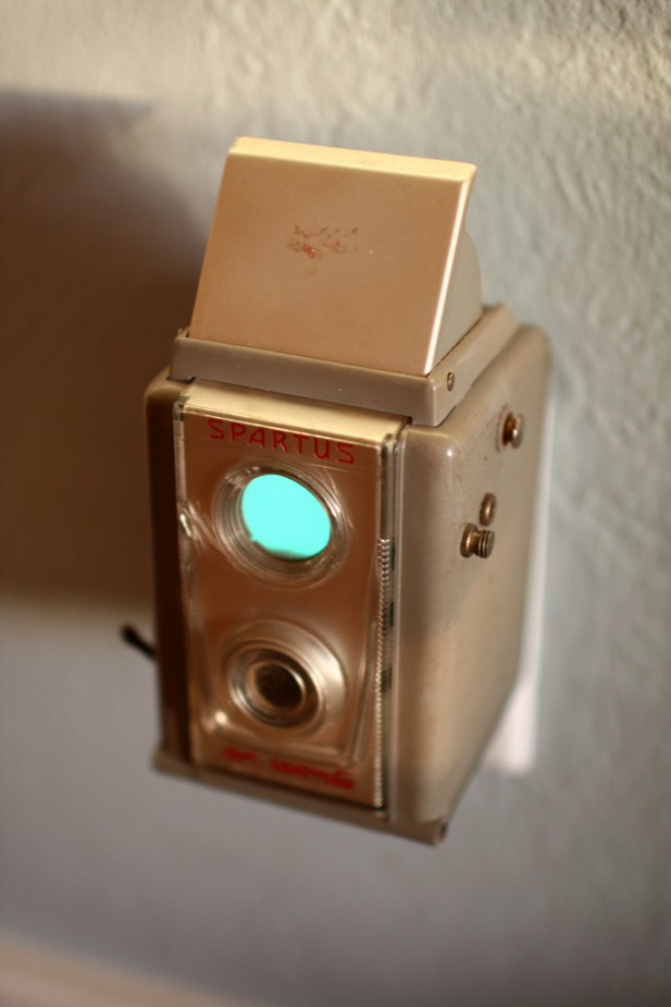spartus six-twenty camera vintage luminaria