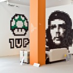 Decorando a parede com Pixels