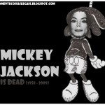 Foto exclusiva de Mickey Jackson após a morte – (Michael Jackson Paródia) – Photo Dead Esclusive