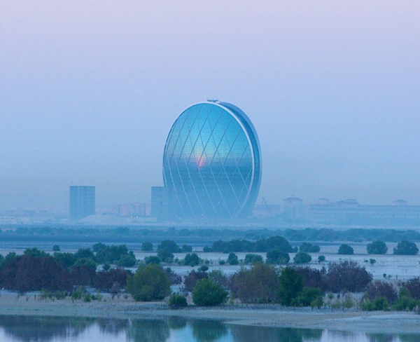 Aldar Headquarters - Dubai